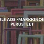 Google AdWords markkinointi