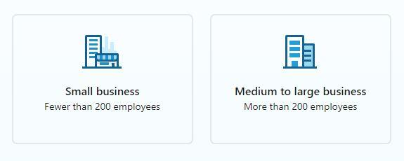 LinkedIn yritystilin tyyppi
