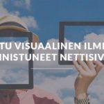 Harkittu visuaalinen ilme takaa onnistuneet nettisivut