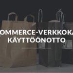 WooCommerce-verkkokaupan käyttöönotto
